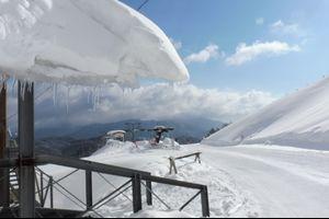 2017.2.14(火) 積雪150cmの例会日