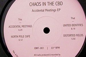 Chaos In the CBD/Accident Meetings EP/12
