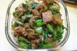 らでぃっしゅぼーやのお野菜で作り置き2月3週