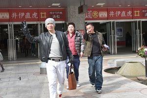 輩会と河津桜祭り
