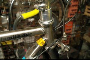 自転車フレーム製造・販売 柳サイクル