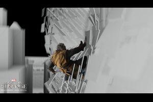 「ドクター・ストレンジ」 - 第89回アカデミー賞、視覚効果賞にノミネートされたVFXのクリエィテング映像を公開