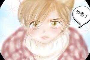 猫の日(落書き薪にゃん)