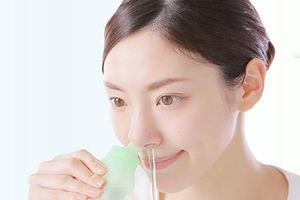 鼻洗浄のハナノア