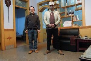 青島留学で海外雄飛を目指す青年