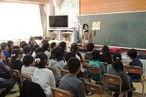 小学校読み語り 2017年1月(3年生)