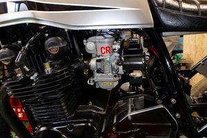 Z1000のMK2仕様車にCR-M33を装着セッティング