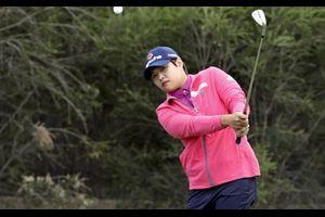 野村、4打差7位に浮上 米女子ゴルフ第3日