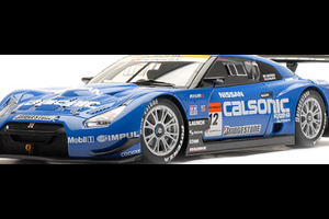 [rFactor2][純正Mod] Nissan R35 GT-R SUPER GT500 2013の紹介 (追記:v1.2の車両挙動)