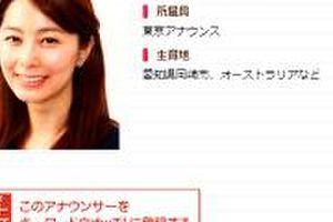 杉浦友紀アナ(NHK)【画像】「サンデースポーツ」の杉浦アナ 12/4