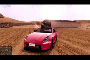 GTA SA Nissan 370Z Nismo