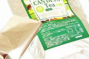 腸内環境を整頓★キャンデト茶