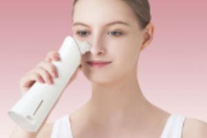 5月1日発売のパナソニック「毛穴洗浄角栓クリア」でツルツルのお肌に・・・。