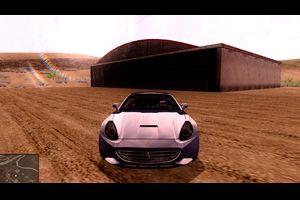 GTA SA 2009 Ferrari California