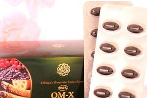 発酵熟成★「生酵素OM-X」