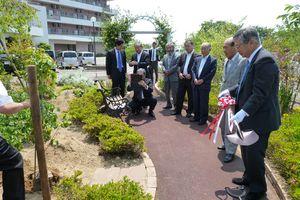 ☆創立10周年記念『植樹祭』