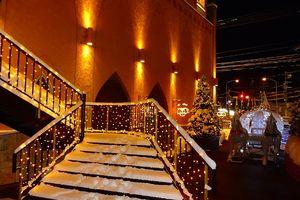 東京ドームホテル札幌 来年1・2月は「チョコレートケーキフェア」。
