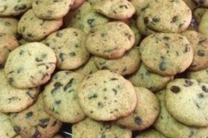 大雪と言われたので、「禁断のクッキー」を作ってみた