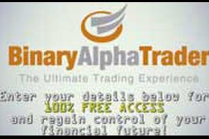 Binary Alpha Trader Review