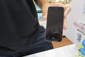【液晶0003】iPhone5【画面修理】