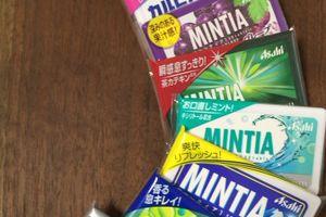 MINTIAのモニター体験ご報告 9種類の味の比較ランキングは⁈