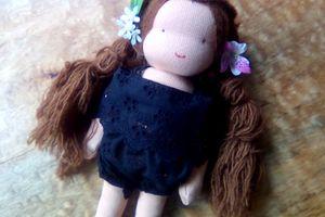 ウォルドルフ人形を作る