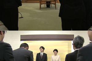 次期日本国天皇になられるお方で、通称、薄ら盆暗殿下、お誕生日でお言葉を述べられた。