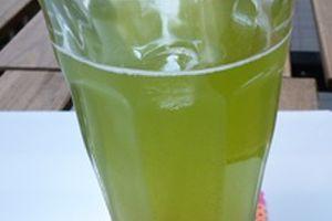 冷たい飲み物で、ホッとひといき!