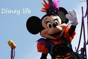 ランドのハロウィン楽しそう!!