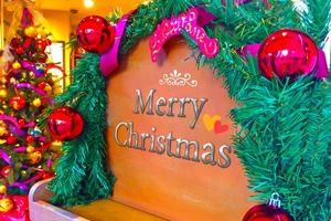 12/24(土) Potluck Christmas Party at C Flat ! 持寄りクリスマスパーティー?