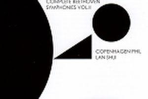 ベートーヴェン:交響曲第5番~第8番(ラン・シュイ指揮/コペンハーゲン・フィル)