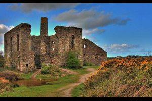 コーンウォールと西デヴォンの鉱山景観 - イギリス 世界遺産
