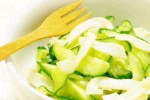 いかくんときゅうりのおつまみサラダ
