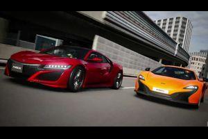 【速報】グランツーリスモスポーツにメルセデスAMG GT3にホンダNSXきたあああああああ #GTsport