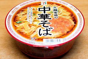 セブンプレミアム 「生麺食感の中華そば」