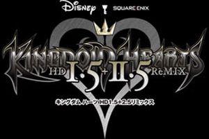 ついにきた!6作品を1ディスクに収録『キングダム ハーツ-HD 1.5+2.5 リミックス-』が発表!PS4でシリーズ全作プレイ可能に、発売日は3月9日!