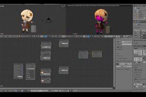 【Blender】既存ファイルの画像テクスチャが上手く反映されなかった件の解決【Ver2.78】