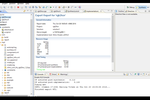 Vivadoを使用してZYBO_0_163_6フォルダのプロジェクトにRGB2HSV IPを追加1