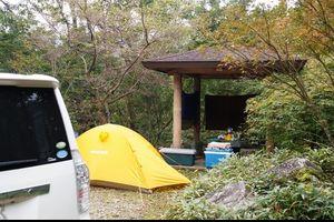 岳人の森☆キャンプ2016秋