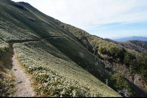 リベンジ剣山