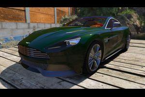 【GTA5 お勧め MOD】 Aston Martin Vanquish 【Replace Alpha】