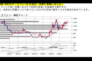 株式HOT!MOTTO!金株出世銘柄をご紹介9/26