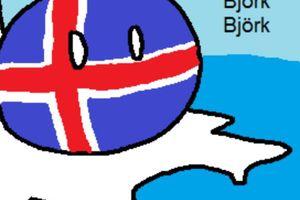 【アイスランド】アイスランディックサーガ【ポーランドボール】