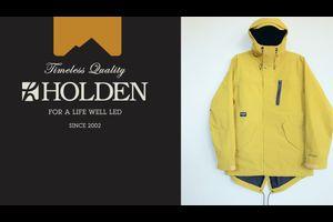 +++[2016-2017モデル] Holden outerwear - 入荷情報 - +++