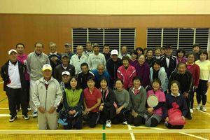 第2回滋賀県シニア大会