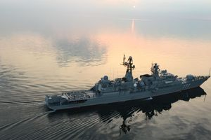 ロシア海軍バルト艦隊の警備艦ヤロスラフ・ムードルイはカリブ海を去り、母港への帰路に就いた