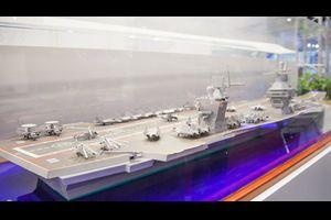 新型原子力空母の建造はロシア海軍の将来計画に含まれている