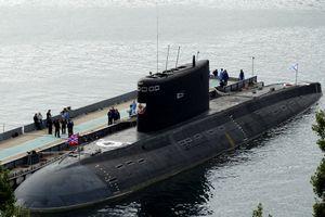 ロシア海軍太平洋艦隊の為の1隻目のプロジェクト06363潜水艦は2017年秋に起工される
