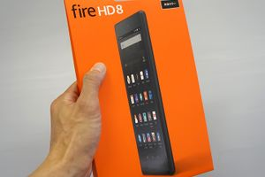 amazon Fire HD 8 タブレット購入!