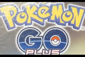 Pokemon GO PLUS押しっぱなしで自動化!?